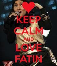 This made by Fatin's Fans, not me ^_^ (pinterest.com)