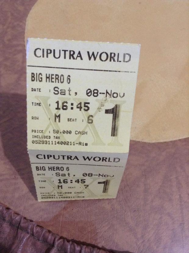 Big Hero 6 : Paket Lengkap Film Kartun