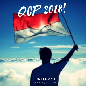 QCP 2018!